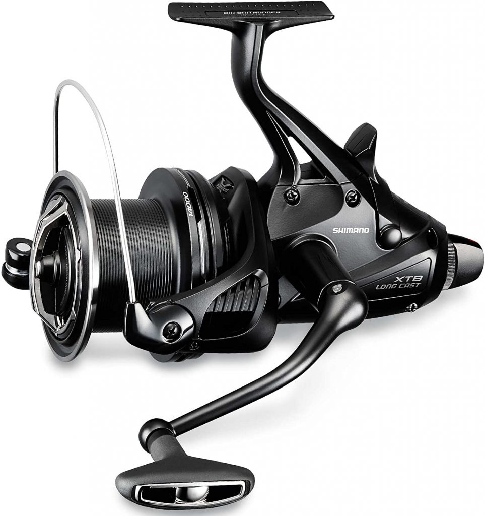 Carrete Carpfishing Simano